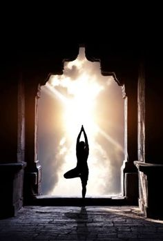 i love the photo. it is one of solitude and letting the mind heal itself. #yoga…