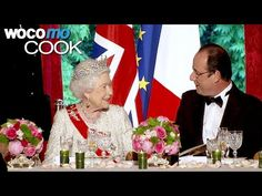 On the occasion of D-Day commemoration ceremonies, the Queen of England is paying an official state visit in France and will be attending a banquet as the gu. Queen Of England, Quotes And Notes, D Day, Documentary Film, The Republic, Elizabeth Ii, Palace, Culture, Drop Scones