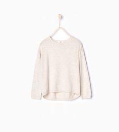 Image 1 of Zipped sweater from Zara