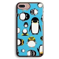 Know Your Penguins Apple iPhone 7 Plus Case Cover ISVH088