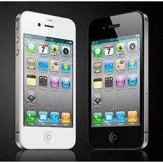 Original Apple iPhone 4S Unlocked Phone 32GB Black,White