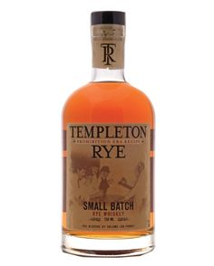 First discovered on Mooradian's rooftop accompanied by Peach.  templeton rye Review: Templeton Rye Prohibition Era Whiskey