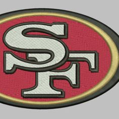 49ers Embroidery File