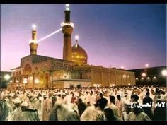 Shia Islam is the second largest denomination of Islam. The Imam Hussein Shrine in Karbala, Iraq, is a holy site for Shia Muslims Karbala Iraq, Islamic Status, Car Bomb, My Father's World, Shia Islam, Muharram, World Music, Countries Of The World, Eastern Countries