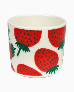 Marimekko, Mugs, Tableware, Design, Dinnerware, Tumblers, Tablewares, Mug
