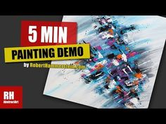 Hi guys, I'm happy to share with you my new painting video. I'm painting abstract art and I use mainly palette knife and a brush. I paint very colorful paint. Pink Abstract, Abstract Art, Painting Videos, Give It To Me, Make It Yourself, Youtube, Youtubers