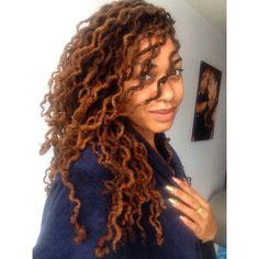 @ravellski Dope Hairstyles, Dreadlock Hairstyles, Black Women Hairstyles, Braided Hairstyles, Natural Hair Care, Natural Hair Styles, Long Hair Styles, Dreads Black Women, Blonde Dreads