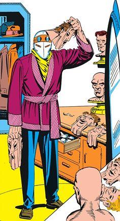 Chameleon - Marvel Comics - Spider-Man enemy