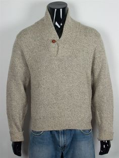 Vintage Pure Wool Mens Vest Waistcoat Tweed Gray Cleo of Dublin ...