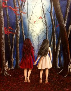 noctillucca: Snow White and Rose Red ...