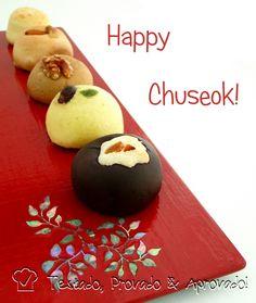 Testado, Provado e Aprovado!: CHUSEOK (추석) 2012