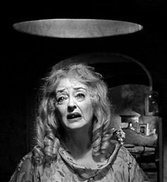Whatever Happened to Baby Jane?  Such a sad picture