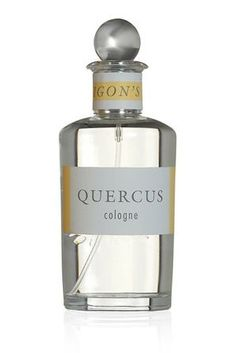 quercus cologne, penhaligan.  I adore this.   It is a man's fragrance with a musk  finish that lingers.  I feel it is a unisex scent.