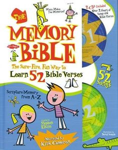 The Memory Bible: The Sure-Fire Way to Learn 52 Bible Ver... https://www.amazon.com/dp/1591450632/ref=cm_sw_r_pi_dp_x_xh31ybNSYXQDY