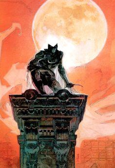 Moon Knight by Alex Maleev