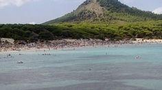 Mallorca: Cala Agulla bei Cala Ratjada