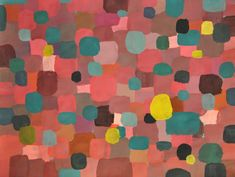 Link to a color exploring assignment for middle school painting to teach color theory.