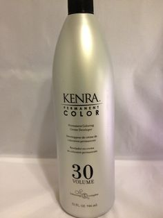 Kenra Permanent Color Creme Developer 30 Volume, 32 Fluid Ounce * Check this awesome product by going to the link at the image.