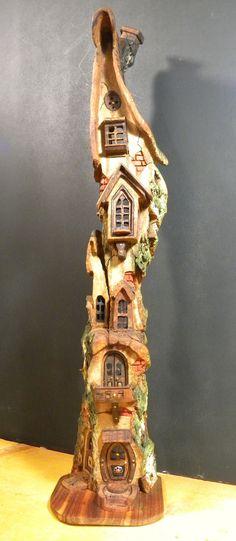 Winter House 3099 by ForestDwellerHouses.deviantart.com on @deviantART