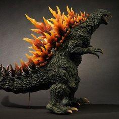 "Gigantic series ""Yuji Sakai Artificial Collection"" Godzilla 1999 411-PGSM09R"