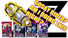 Gosay Rider? Am I Doing This Right!? - Power Rangers Megaforce Fail
