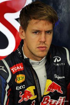 Sebastian Vettel, Red Bull Racing, Friday Practice Korean GP.