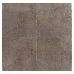 Pisa Taupe Ceramic Tile - 20in. x 20in. - 100106970 | Floor and Decor