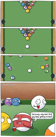The Reality of Pool