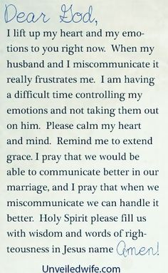 Prayer Of The Day – Miscommunication Leads To Frustration by Mc Elwee Brown Wife. For whatever reason this showed up at the right time! This is why i believe and have faith Marriage Prayer, Godly Marriage, Faith Prayer, My Prayer, Marriage Advice, Love And Marriage, Happy Marriage, Wife Prayer, Marriage Scripture