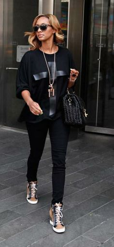 Keri Hilson is so fresh ;)