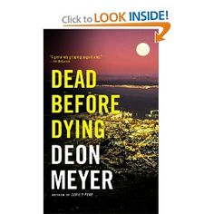 Dead Before Dying, murder in South Africa