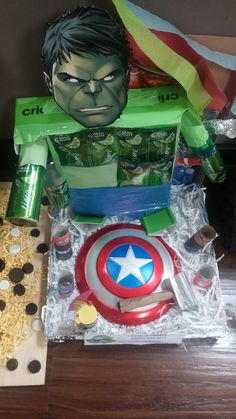 """This Earth Day project was """"Marvel""""ous..."""