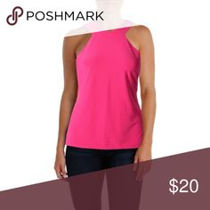 NWT  69 RALPH LAUREN TOP SZ SMALL Manufacturer  Lauren Ralph Lauren Size  S  Manufacturer Color  Pink Hibiscus Retail   69.50 Condition  New with tags  Style ... dd8583538d691