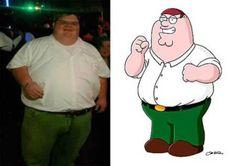 12 Amazing Real People Who Look Like Cartoons - Oddee.com