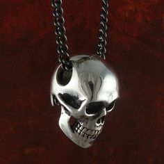 If its a Halloween Skull necklace youre looking for, they dont come much finer than this. Not one to blow my own trumpet too often, I can admit I let