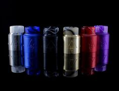 528 GOON ACRYLIC DRIP TIPS (VARIOUS COLOURS)