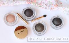 [#Review] #Kiko Milano Supreme #Eyeshadow 01-02-03-04 (Collezione Haute #Punk) | Claire Louise Oxford - #Makeup and #Beauty http://clairelouiseoxford.blogspot.it/2015/02/review-kiko-milano-supreme-eyeshadow-01.html