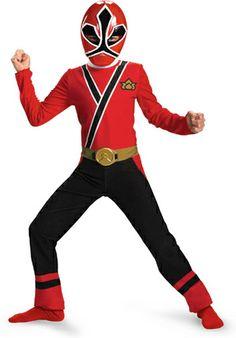Samurai Red Ranger