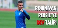 Geçtiğimiz sezon başında Manchester United'dan transfer edilen Robin van Persie'ye Fransa devi PSG'nin talip olduğu iddia edildi..