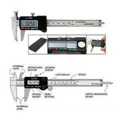 0-6-inch-Stainless-Steel-Electronic-LCD-Digital-Vernier-Caliper-Micrometer-Guage