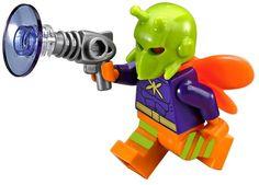 LEGO KILLER MOTH MINIFIGURE DC Super Heroes w/ Gun AUTHENTIC NEW 76054 #LEGO