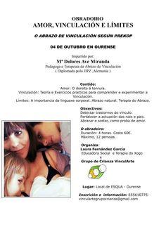 Obradoiro: Amor, vinculación e límites en Local de ESCUA, Ourense