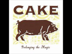 Cake 1999 Never There Promo Single CD Rock Music Capicorn Records NM Un-played Lollapalooza, Good Music, My Music, Music Stuff, Music Mix, Cake Albums, Cake Band, Free Radio, When You Sleep