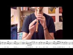 All of me - John Legend - Recorder (flute) cover - Carlos Rodríguez Parr...