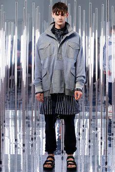 Sacai   Spring 2015 Menswear Collection   Style.com