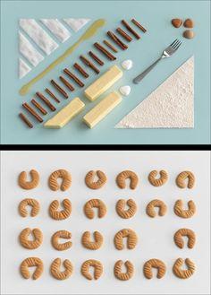 Swedish Cookies - recipe by IKEA