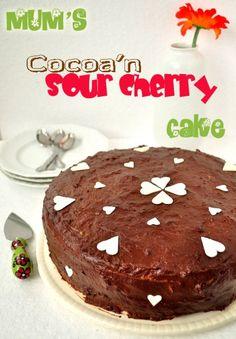 Cel mai bun tort din lume/ The best cake in the world - Andie Cherry Cake, Sour Cherry, Good Things, Cooking, Desserts, Food, Mai, Bakken, Kitchen