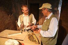 La arqueológica de la UJA en Asuán deja un importante hallazgo que se anunciará en breve