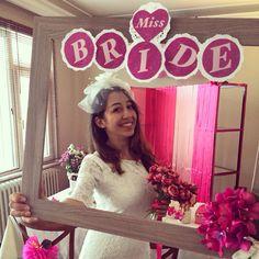 Bridal Shower / Bachelorette Party Decoration / Bride to Be