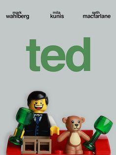 Ted by Debbie Hickey, via Flickr
